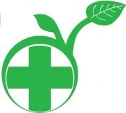 logo vegan aesthetic clinic ok