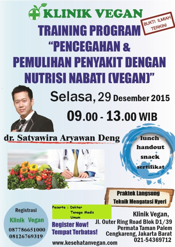 poster training 29 Des
